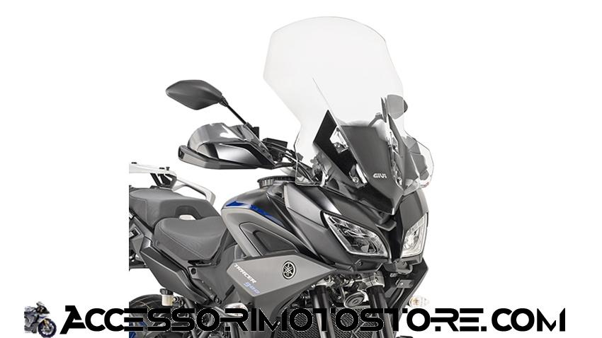 Cupolino Tracer 900 Givi cod.2139DT+ D2139KIT