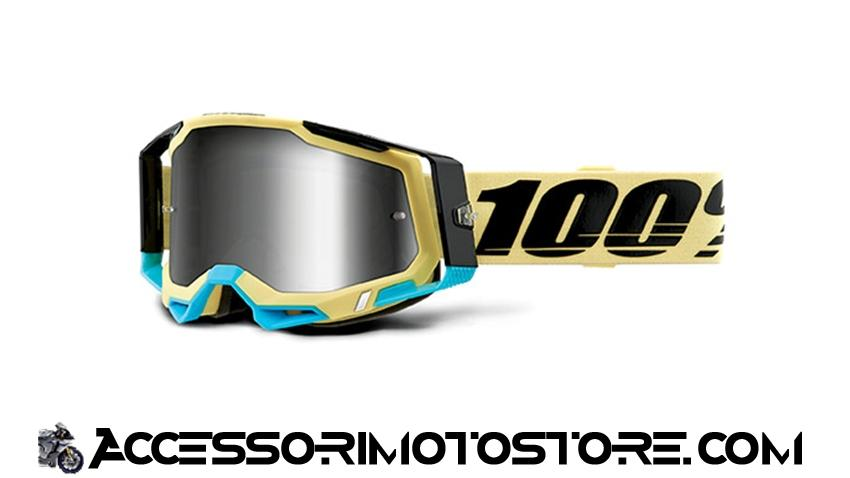 Maschera cross AIRBLAST RACECRAFT 2 100% cod.461243