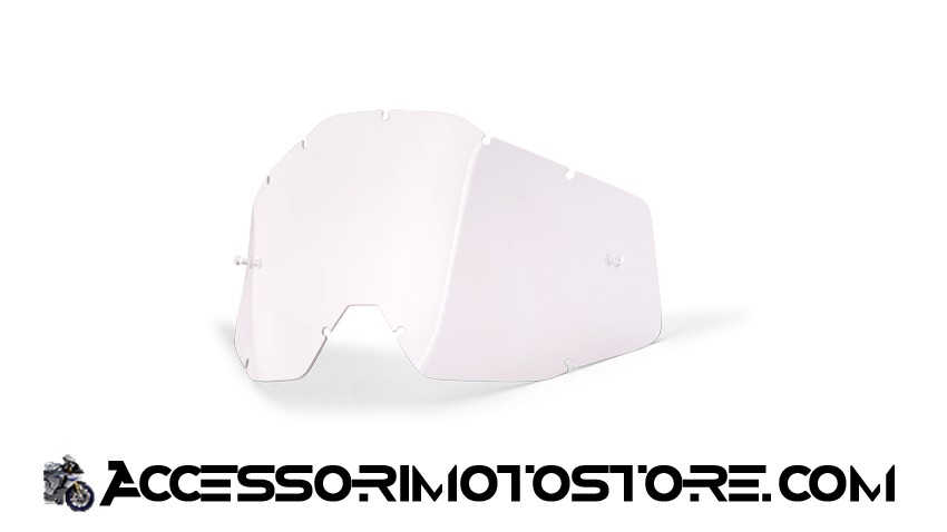 Clear lens for goggles 100% cod.462005