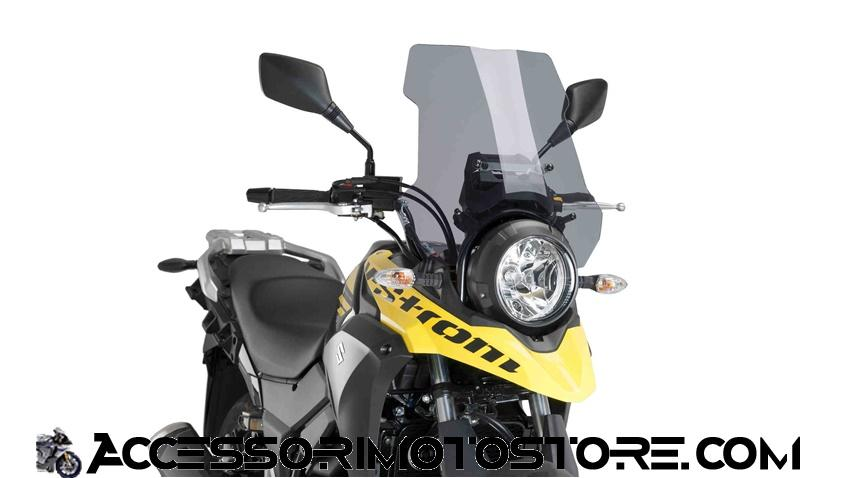 Cupolino touring DL Vstrom 250 Puig cod.9606
