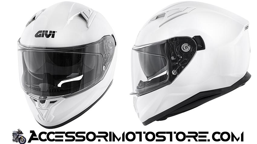 Casco integrale 50.6 STOCCARDA SOLID COLOR Givi cod.H506BB910