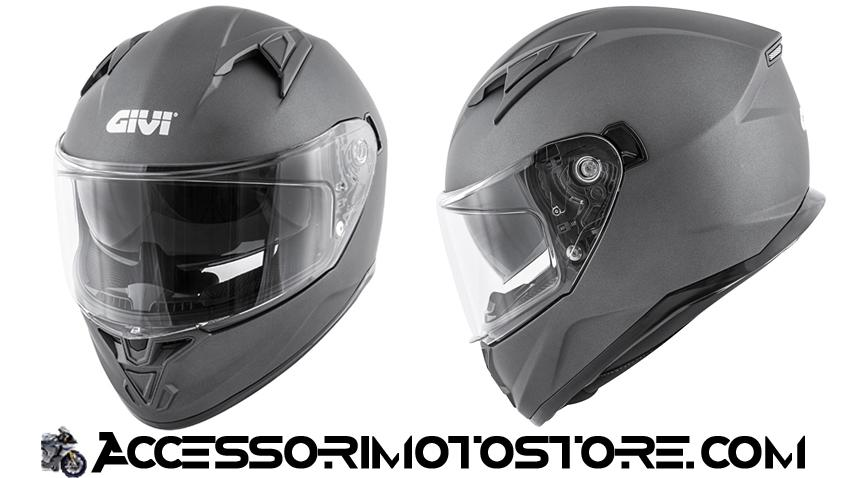 Casco integrale 50.6 STOCCARDA SOLID COLOR Givi cod.H506BG768
