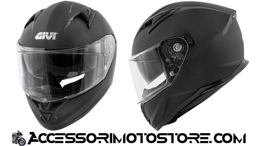 Casco integrale 50.6 STOCCARDA SOLID COLOR Givi cod.H506BN900
