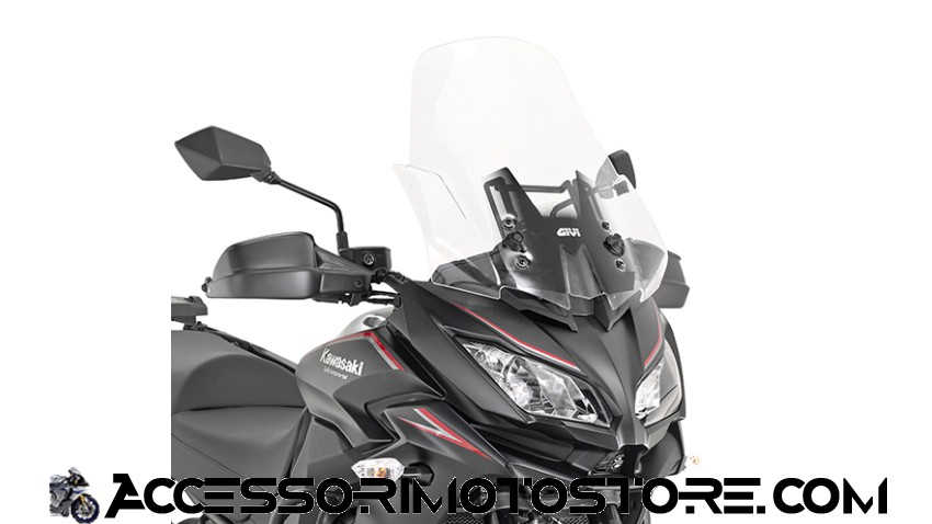 Cupolino specifico Versys 1000 Givi cod.D4120ST