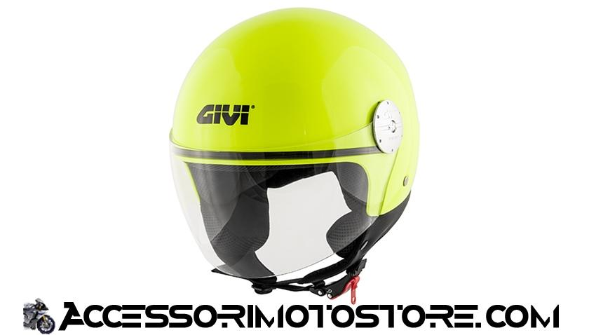 Demi-Jet helmet 10.7 MINI-J SOLID COLOR Givi cod.H107BG126