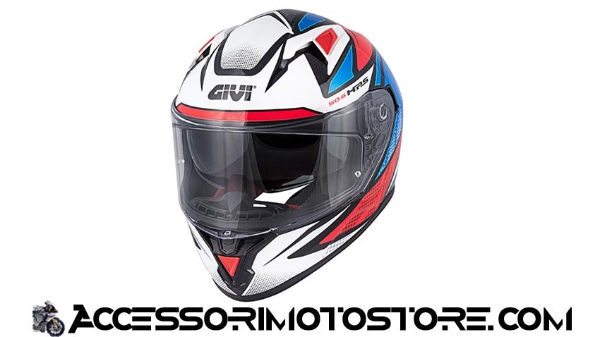 Casco integrale 50.6 STOCCARDA FOLLOW Givi cod.H506FFWBR
