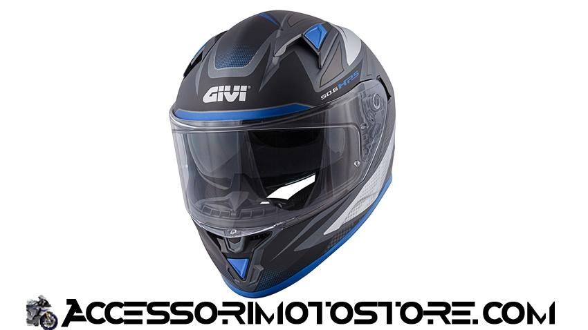 Casco integrale 50.6 STOCCARDA FOLLOW Givi cod.H506FFWTB
