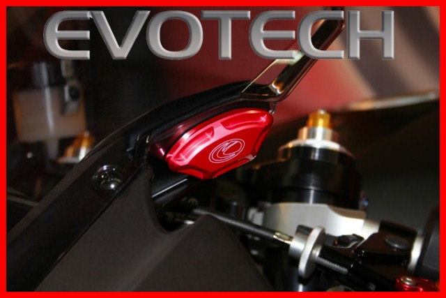 Mirror covers Evotech for R6 08-13 cod.GW-YA2