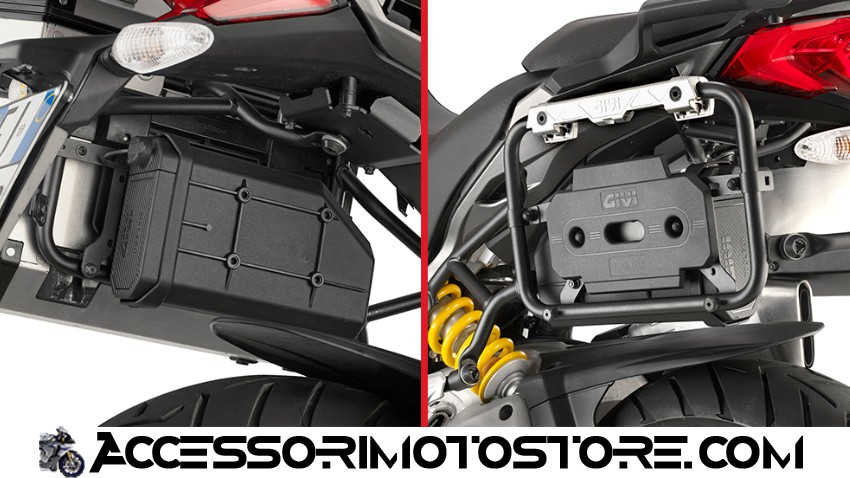 Kit di attacco specifico per S250 Givi cod.TL1146KIT