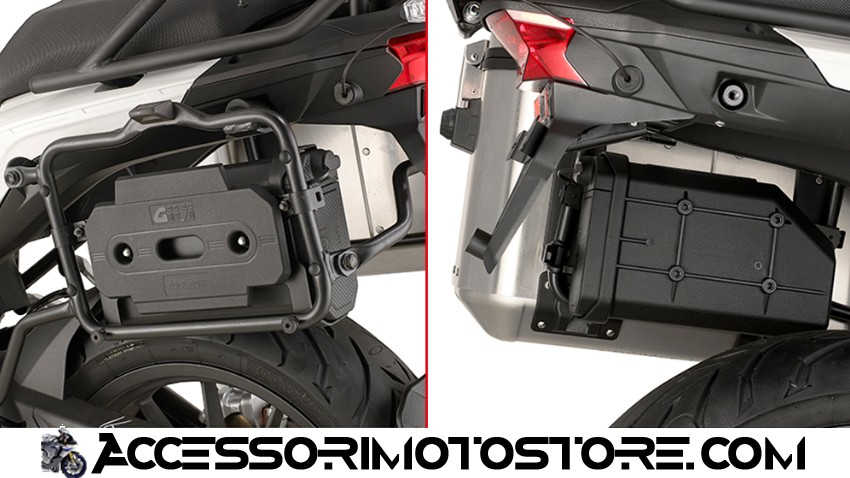 Kit di attacco specifico per S250 Givi cod.TL8705KIT